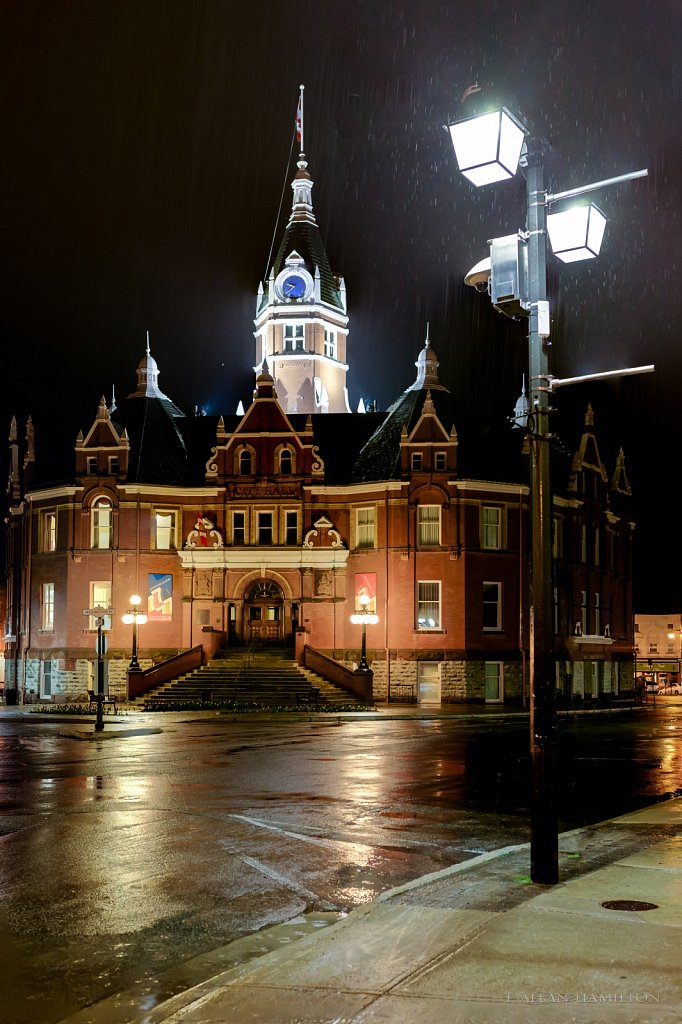 City Hall in Stratford Ontario