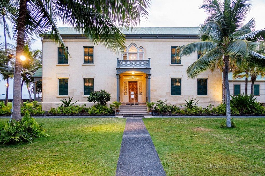 Preserved Princess residence in Kailua-Kona