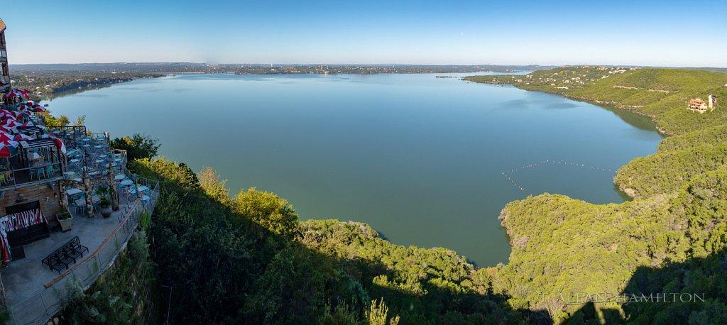 Lake Travis is FUll